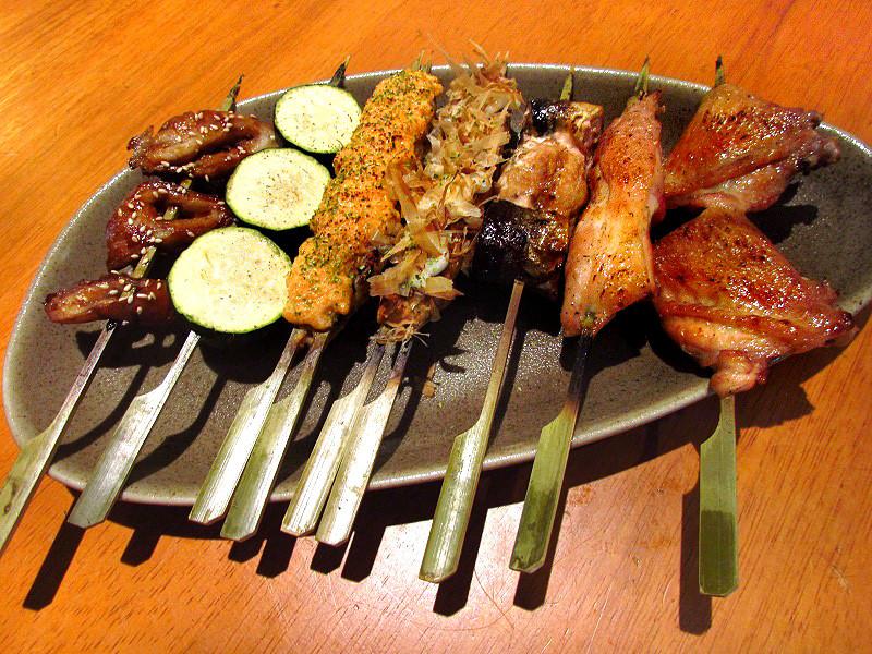 台南日式串燒居酒屋‧小方舟
